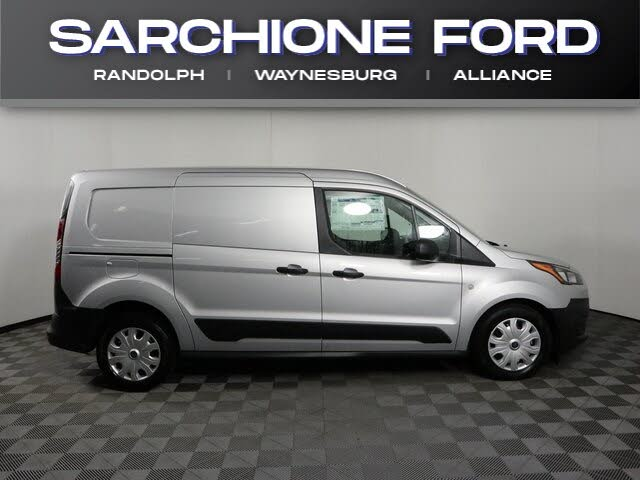 2021 Ford Transit Connect Cargo XL LWB FWD with Rear Liftgate