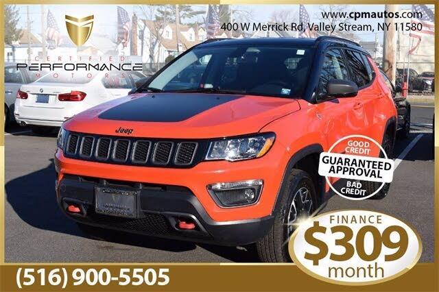 2020 Jeep Compass Trailhawk 4WD