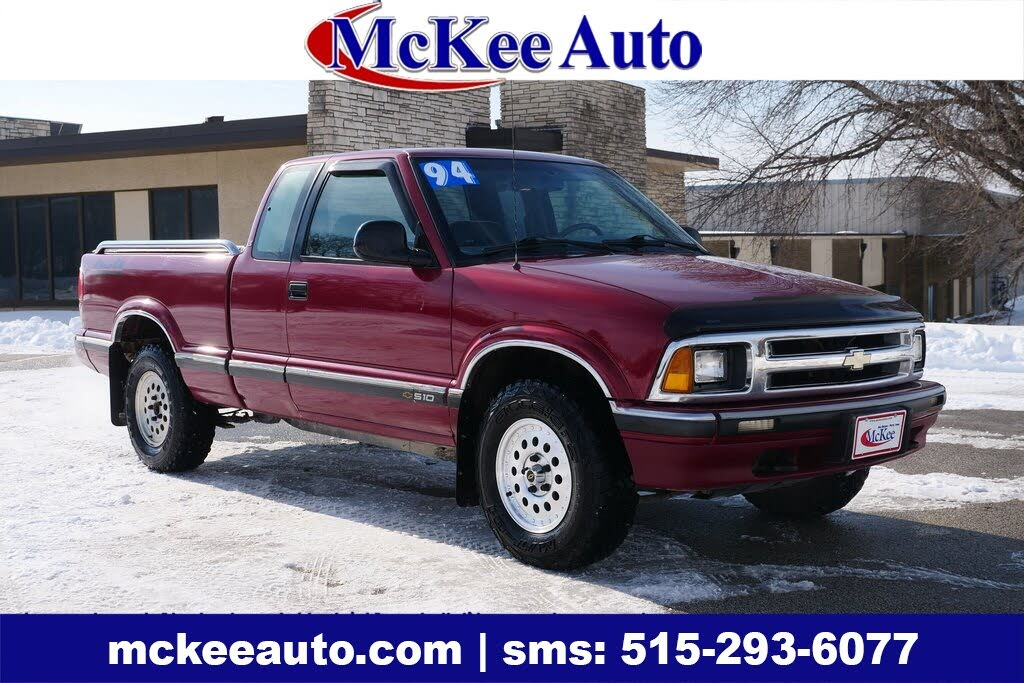 50 Best Used Chevrolet S 10 For Sale Savings From 2 589
