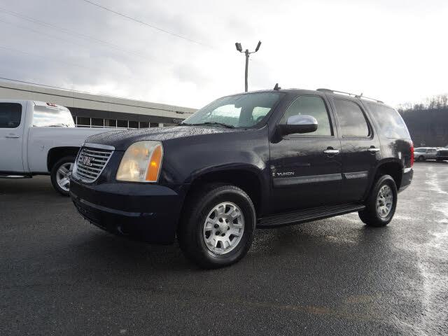 2007 GMC Yukon SLE2