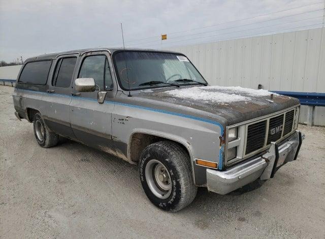 1988 GMC Suburban R1500