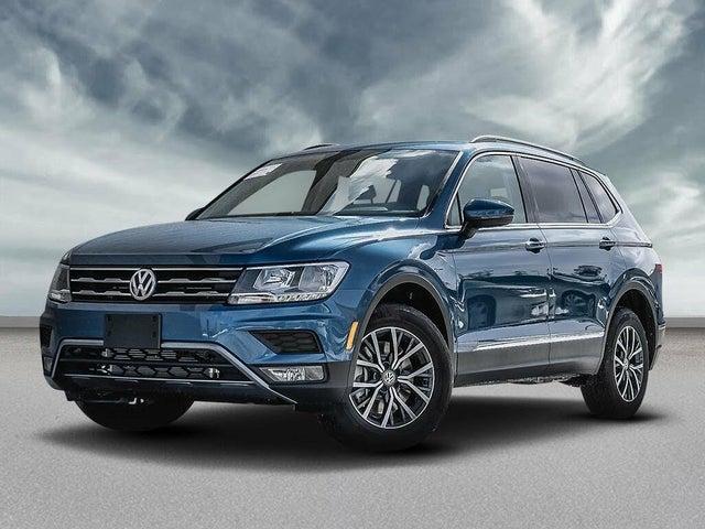 2020 Volkswagen Tiguan Comfortline 4Motion AWD