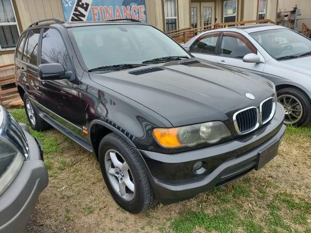 2003 BMW X5 3.0i AWD