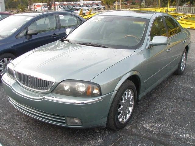 2003 Lincoln LS V6