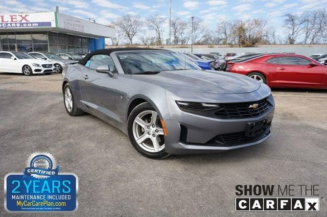2019 Chevrolet Camaro 1LT Convertible RWD