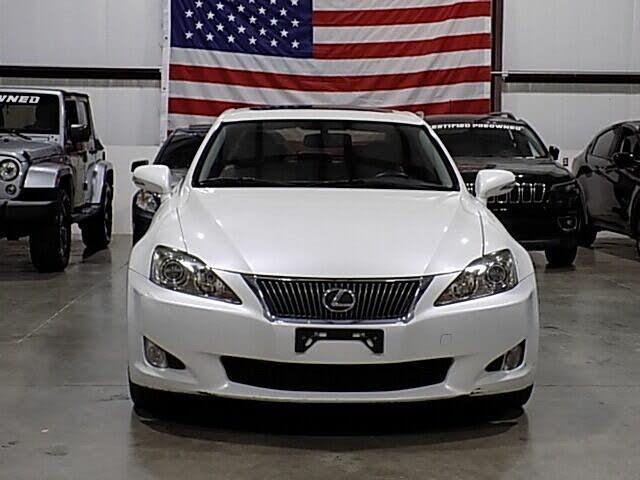 2010 Lexus IS 250 RWD