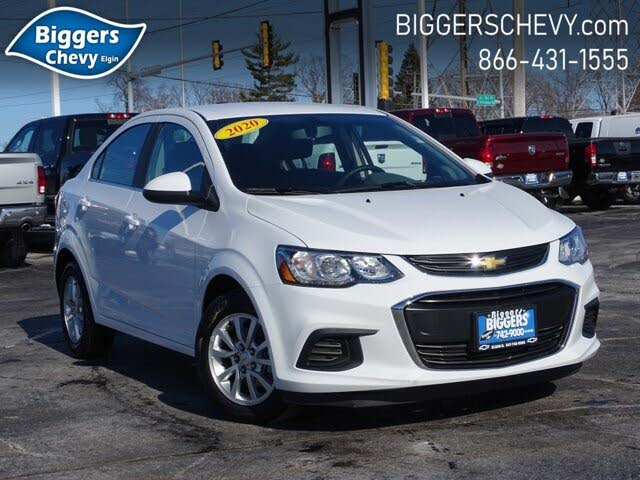 2020 Chevrolet Sonic LT Sedan FWD