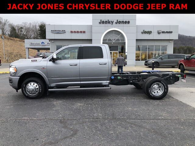 2019 RAM 3500 Chassis Limited Crew Cab DRW 4WD