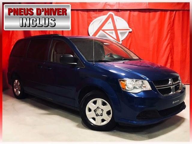 2011 Dodge Grand Caravan SE Canada Value Package FWD