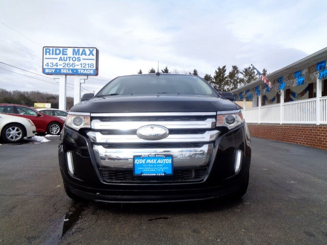 2012 Ford Edge Limited AWD