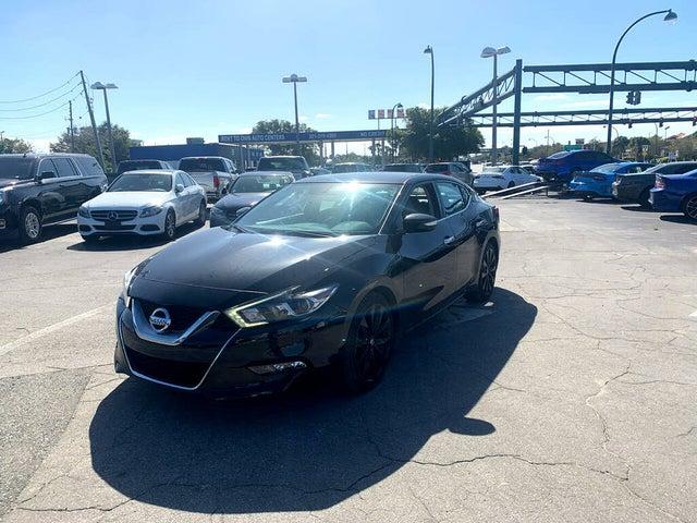 2017 Nissan Maxima SR FWD