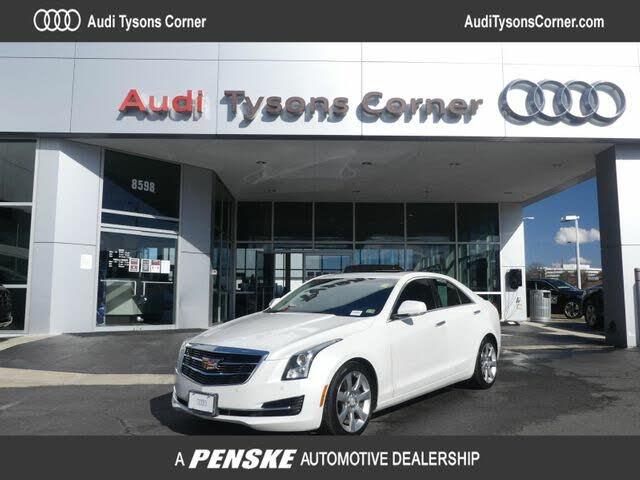 2015 Cadillac ATS 2.0T Luxury RWD