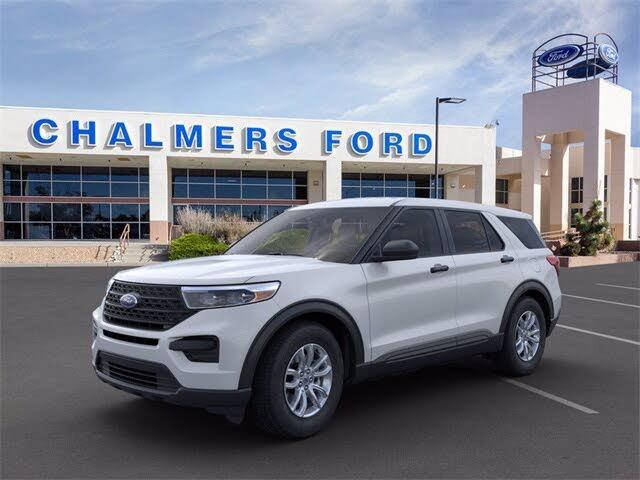 2021 Ford Explorer AWD