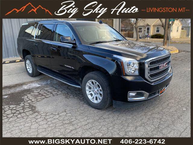 2020 GMC Yukon XL SLE 4WD