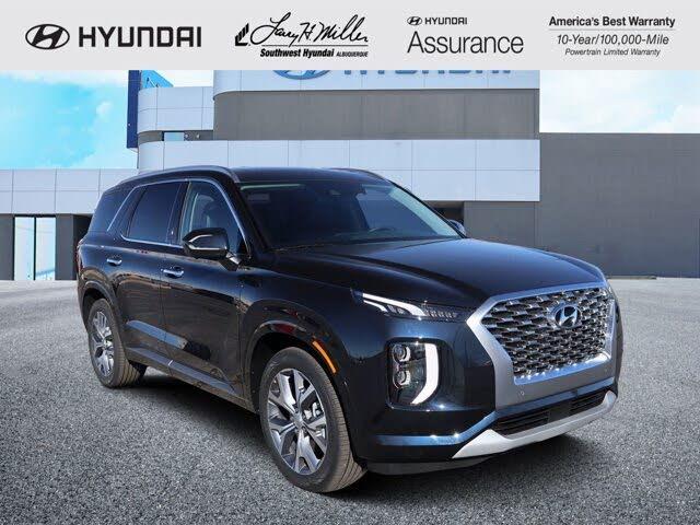 2021 Hyundai Palisade Limited FWD