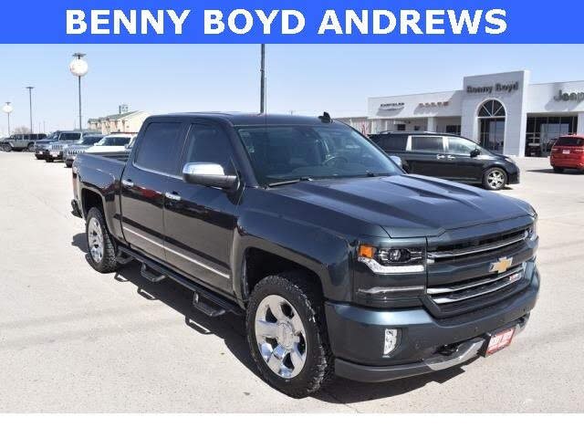 2017 Chevrolet Silverado 1500 For Sale In Midland Tx Cargurus