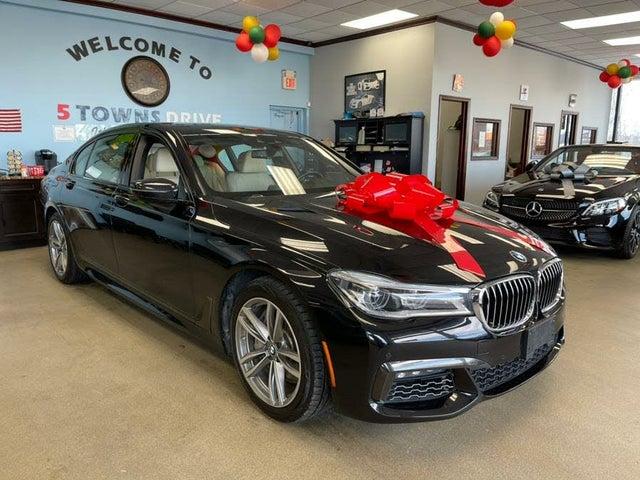 2019 BMW 7 Series 750i xDrive AWD