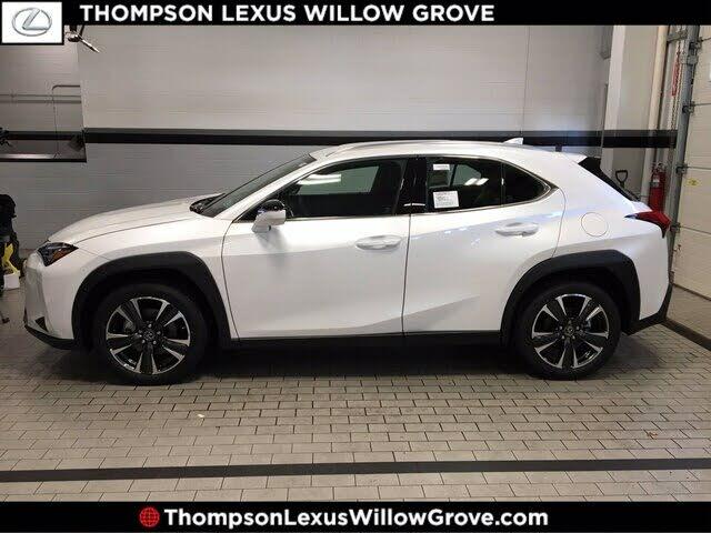 2021 Lexus UX 200 FWD