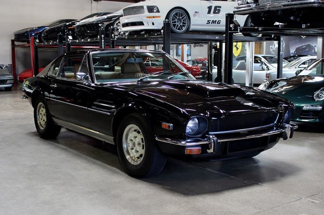 Used 1980 Aston Martin V8 Vantage For Sale Right Now Cargurus