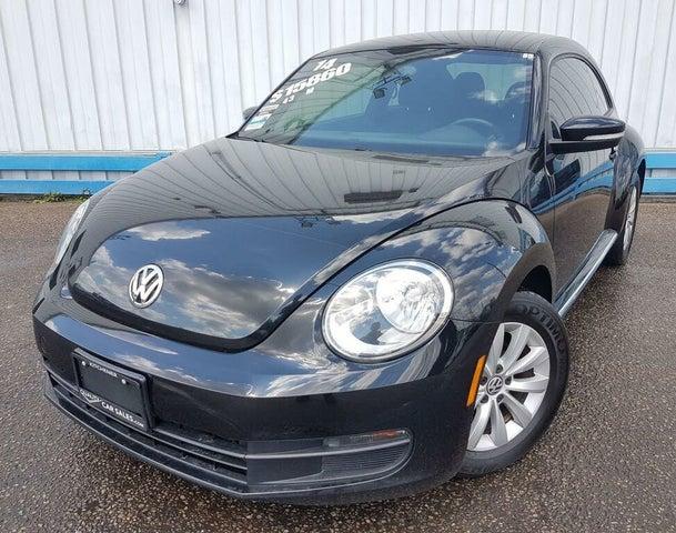 2014 Volkswagen Beetle TDI Comfortline