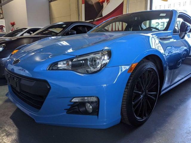 2016 Subaru BRZ Sport-tech RWD