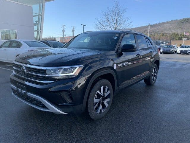 2021 Volkswagen Atlas Cross Sport 2.0T SE 4Motion AWD