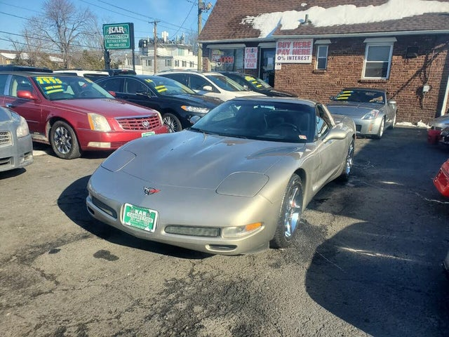 1999 Chevrolet Corvette Coupe RWD
