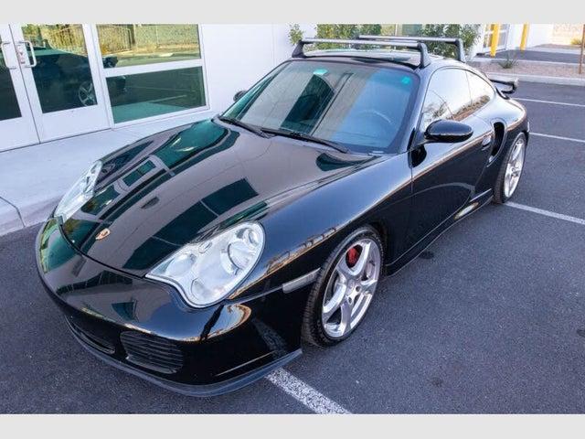 2002 Porsche 911 Turbo AWD