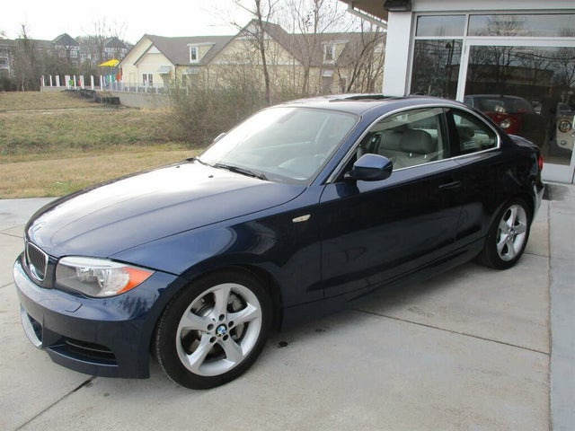 2013 BMW 1 Series 135i Coupe RWD
