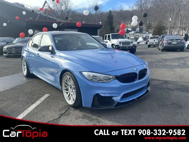 2016 Bmw M3 For Sale In New York Ny Cargurus