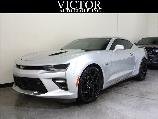 2016 Chevrolet Camaro 1SS Coupe RWD