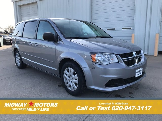 Used 2013 Dodge Grand Caravan Se Fwd For Sale Right Now Cargurus
