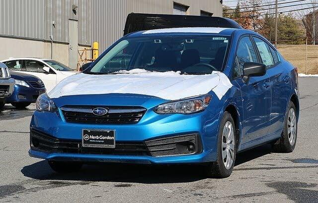 2021 Subaru Impreza Sedan AWD