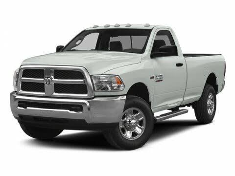 2014 RAM 2500 Tradesman 4WD