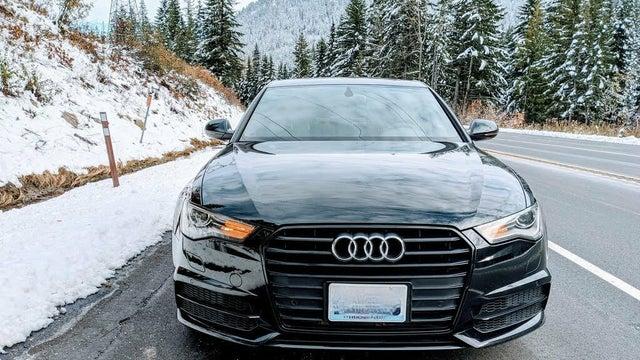 2018 Audi A6 2.0T Sport Sedan FWD
