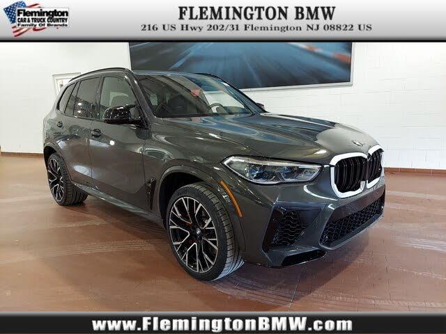 2021 BMW X5 M AWD