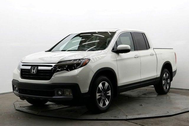 2019 Honda Ridgeline RTL-E AWD