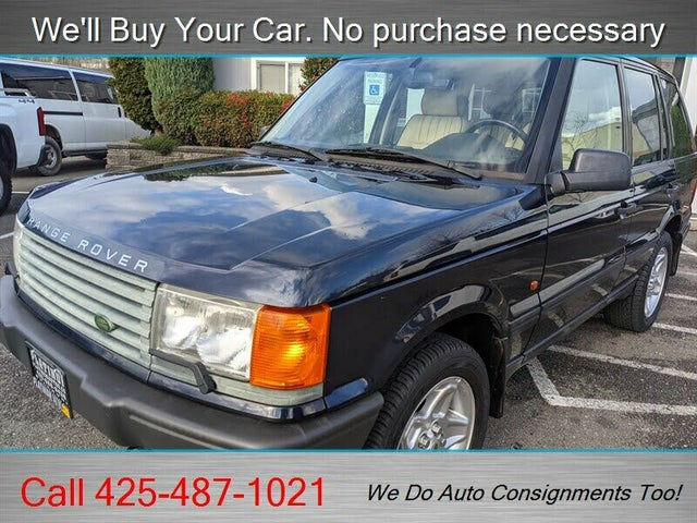 1999 Land Rover Range Rover 4.6 HSE 4WD
