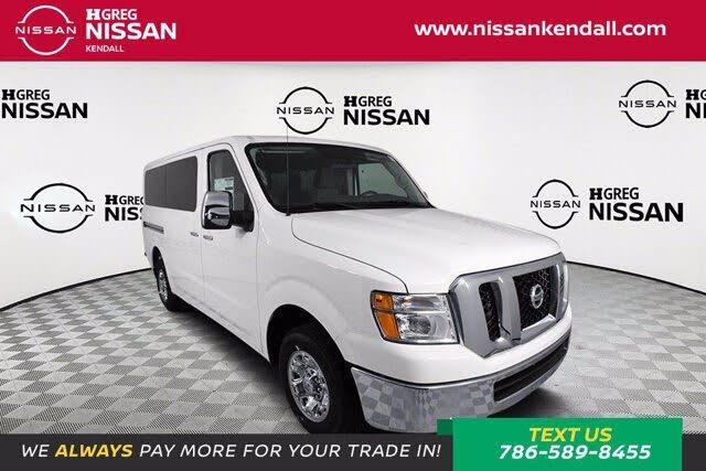 2020 Nissan NV Passenger SV V6 RWD