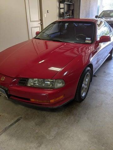 1993 Honda Prelude 2 Dr Si Coupe