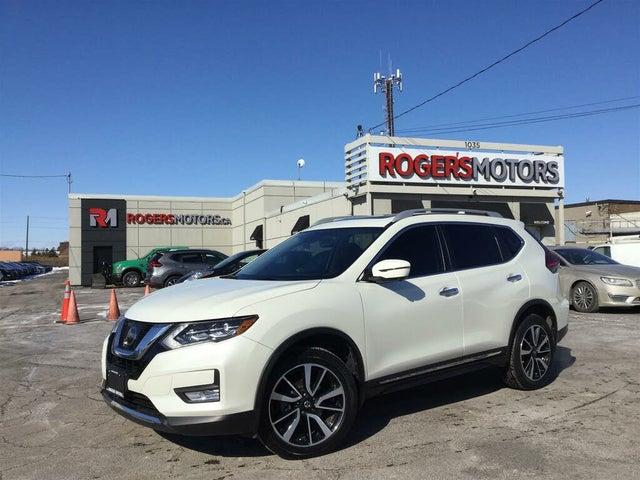 2017 Nissan Rogue SL AWD
