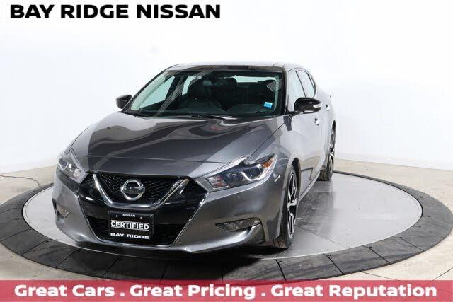 2017 Nissan Maxima S FWD