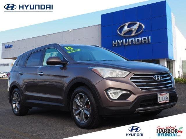 2015 Hyundai Santa Fe GLS FWD