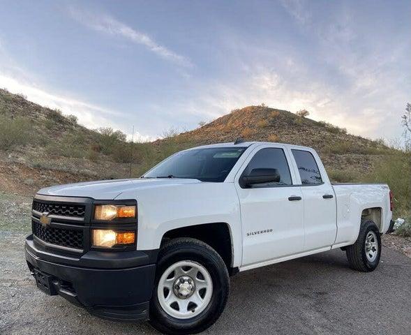 Used Chevrolet Silverado 1500 Work Truck For Sale In Laredo Tx Cargurus
