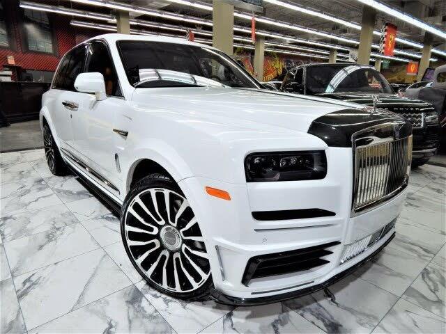 2020 Rolls-Royce Cullinan Sport Utility RWD