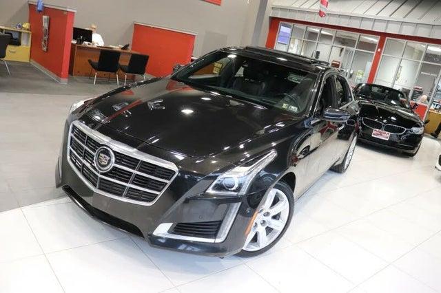 2014 Cadillac CTS 2.0T Premium AWD