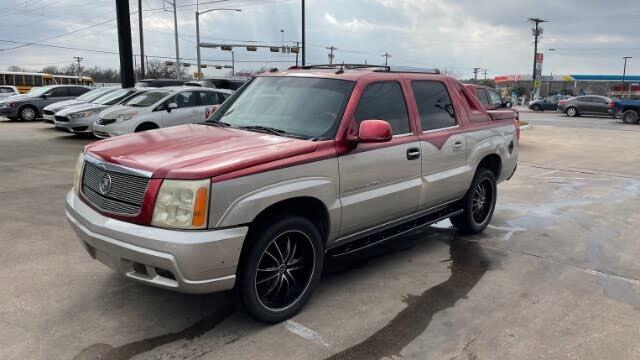 2004 Cadillac Escalade EXT 4WD