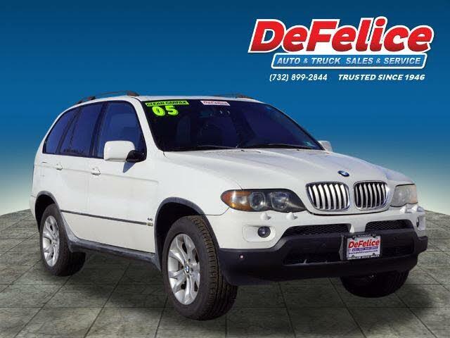 2006 BMW X5 4.4i AWD