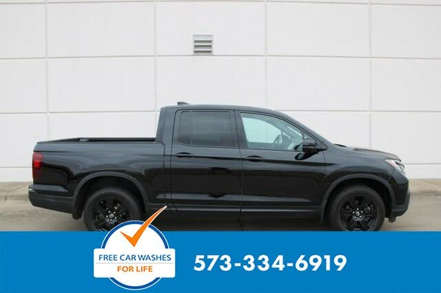 2019 Honda Ridgeline Black Edition AWD