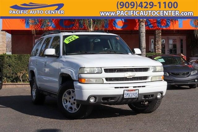 2005 Chevrolet Tahoe Z71 4WD